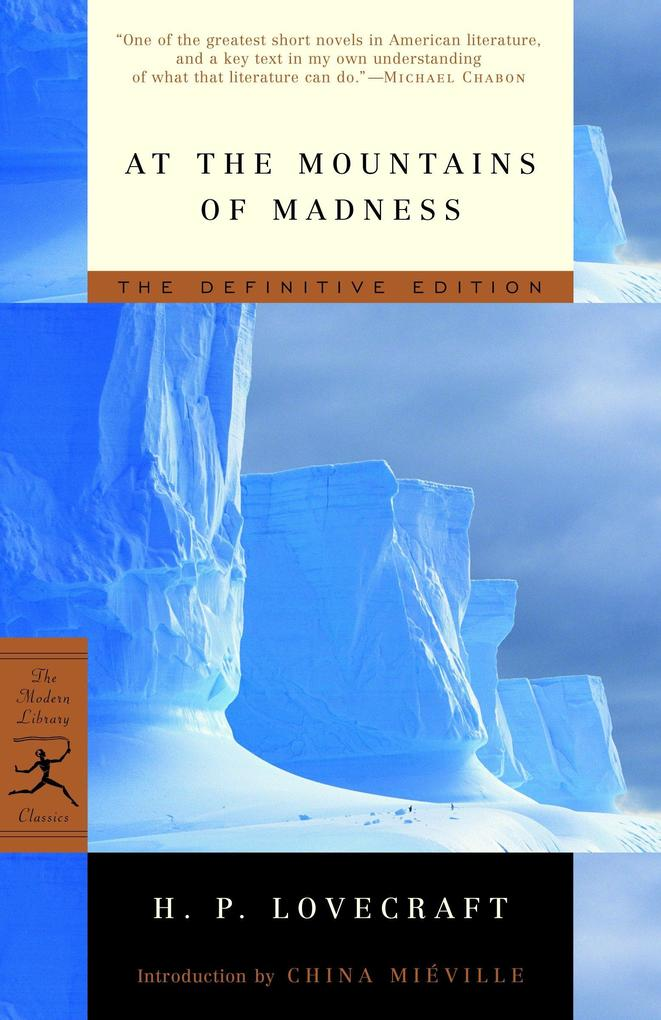 At the Mountains of Madness als Buch (kartoniert)