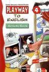Playway to English. 4.Schuljahr. Lehrwerk Activity Book mit CD-ROM. Baden-Württemberg