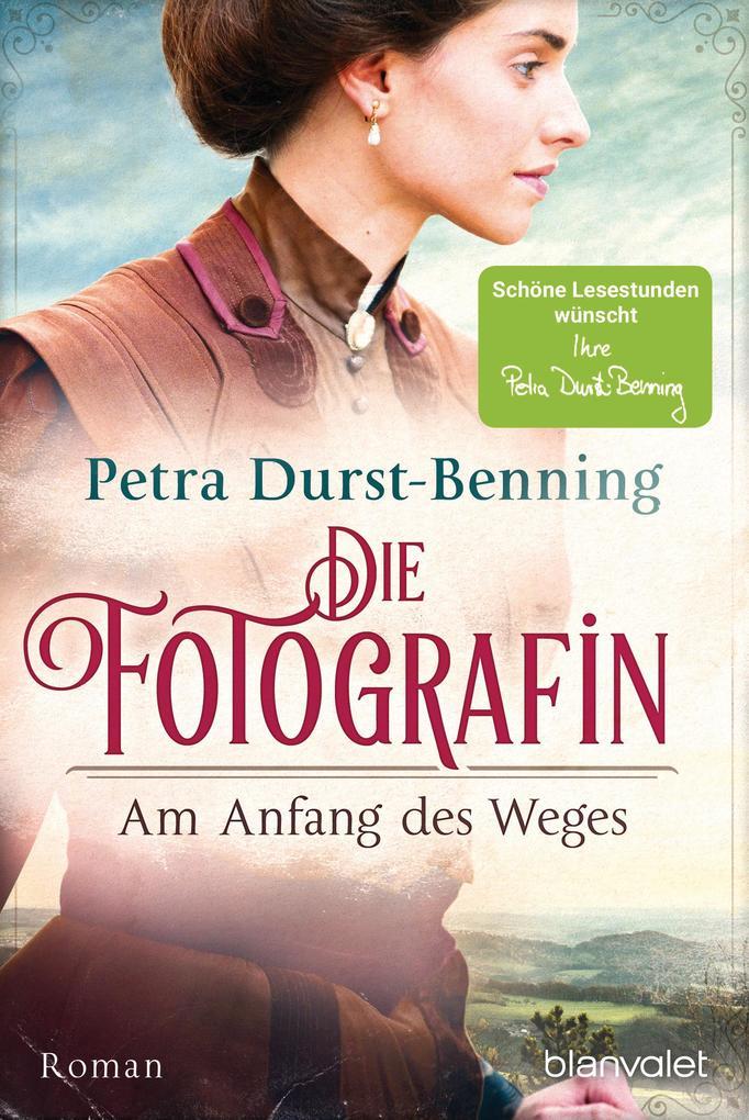 Die Fotografin - Am Anfang des Weges als eBook