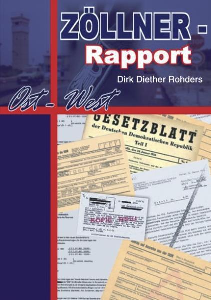 Zöllner - Rapport Ost-West als Buch (kartoniert)