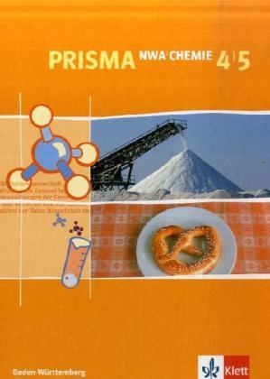 PRISMA. Chemie 4/5. Baden-Württemberg als Buch (gebunden)