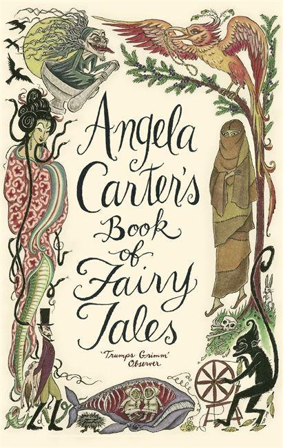 Angela Carter's Book of Fairy Tales als Buch von Angela Carter
