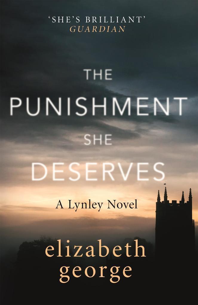 The Punishment She Deserves als eBook