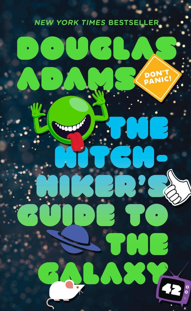 The Hitchhiker's Guide to the Galaxy als Taschenbuch