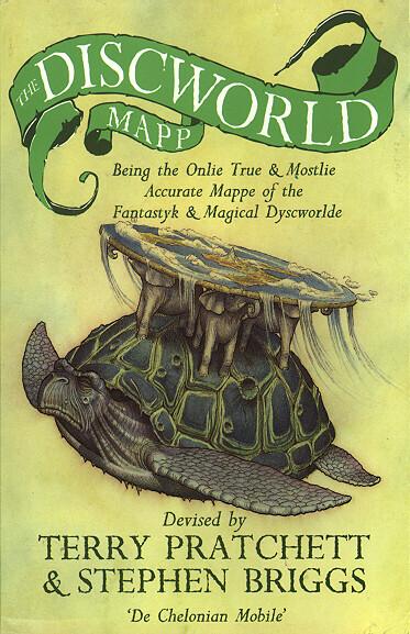 The Discworld Mapp als Taschenbuch
