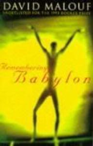 Remembering Babylon als Taschenbuch