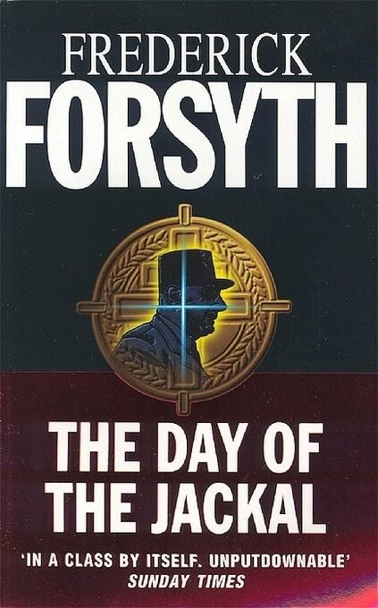 The Day of the Jackal als Taschenbuch