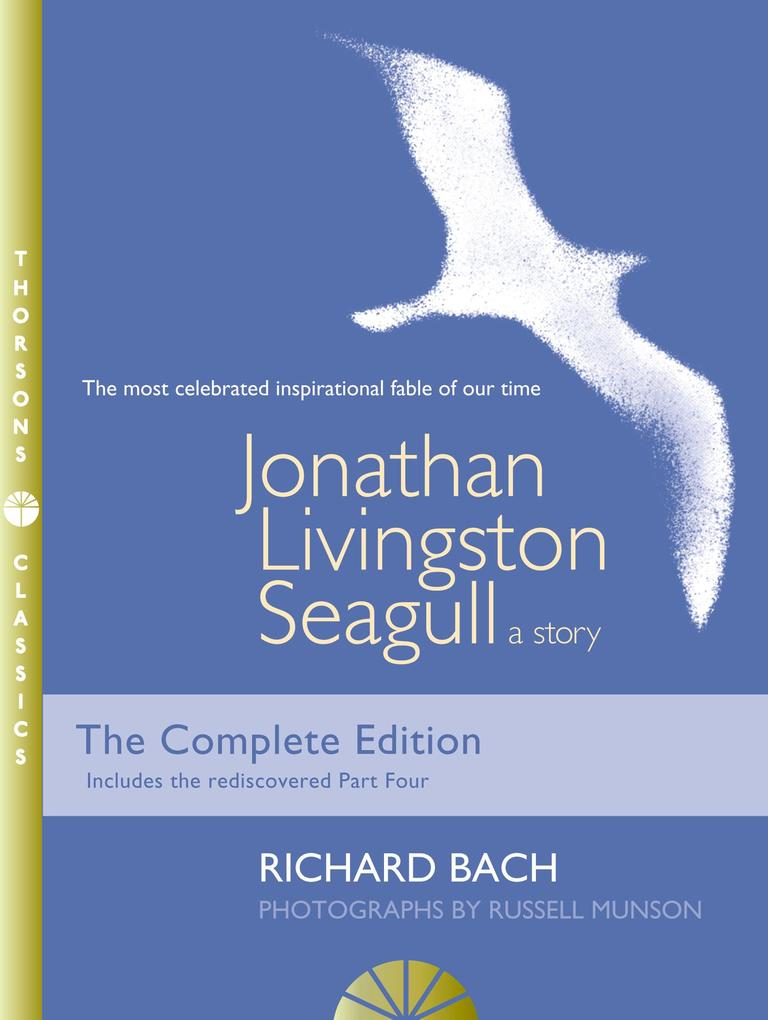 Jonathan Livingstone Seagull als Taschenbuch