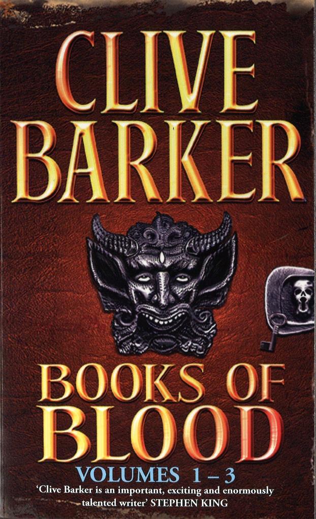 Books Of Blood Omnibus 1 als Taschenbuch
