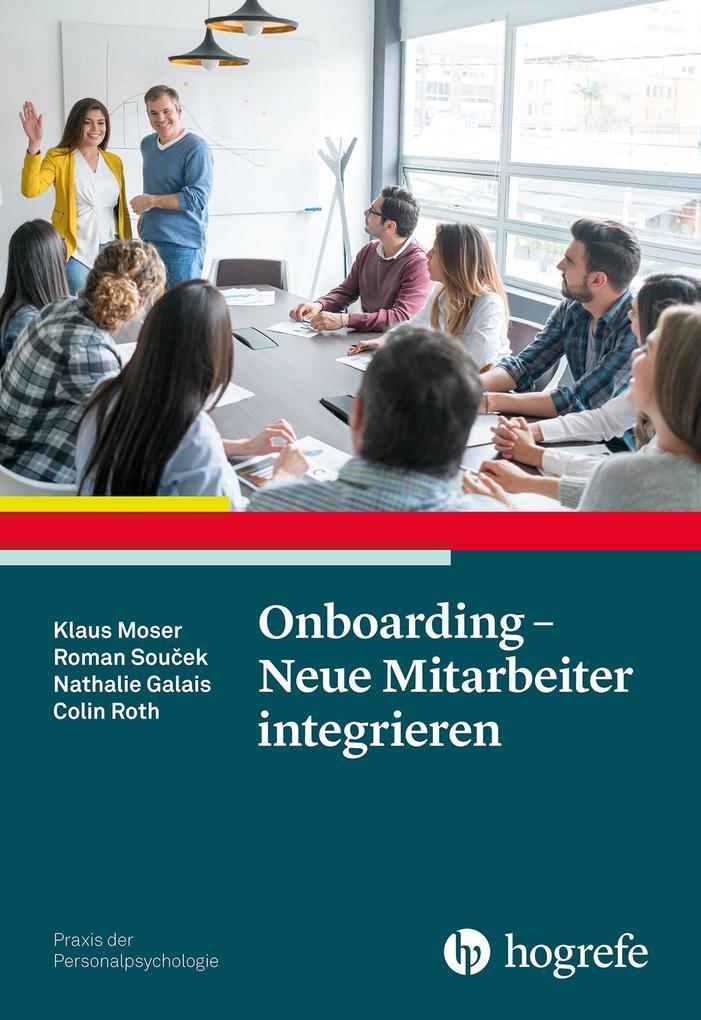Onboarding - Neue Mitarbeiter integrieren als eBook epub