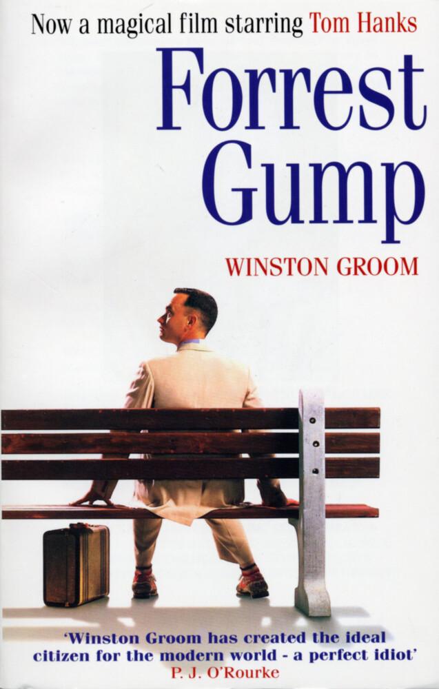 Forrest Gump als Taschenbuch