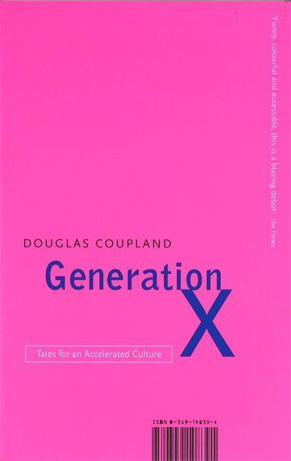 Generation X als Taschenbuch