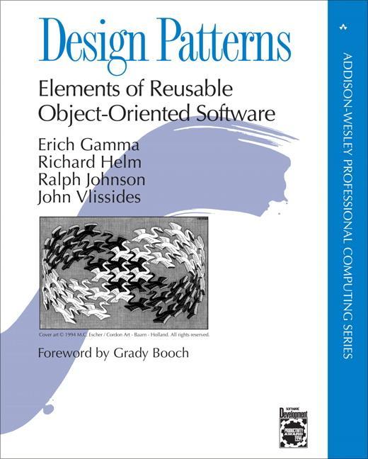 Design Patterns als Buch von Erich Gamma, Richard Helm, Ralph E. Johnson, John Vlissides