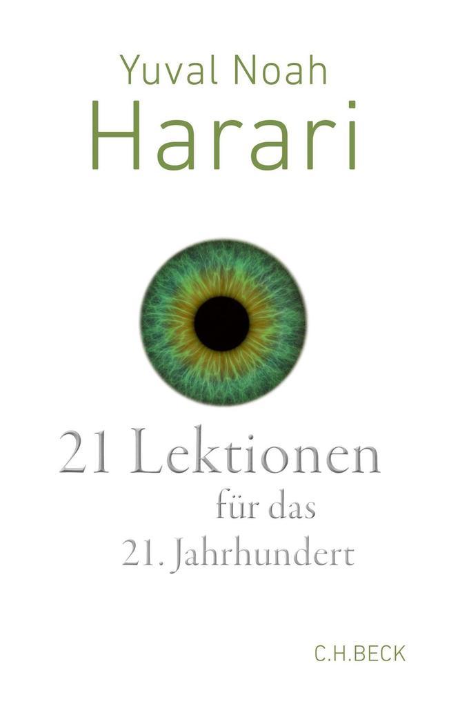 21 Lektionen für das 21. Jahrhundert als Buch