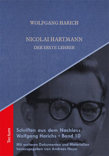 Nicolai Hartmann als Buch