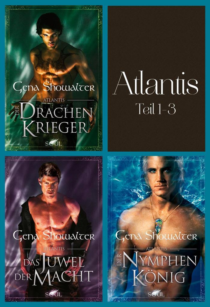 Atlantis - Teil 1-3 als eBook