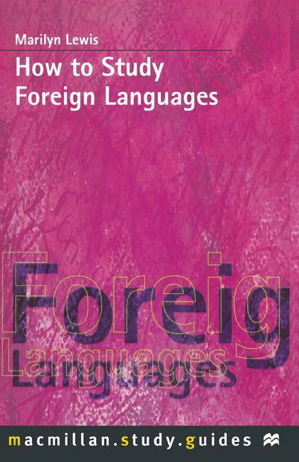 How to Study Foreign Languages als Buch (kartoniert)