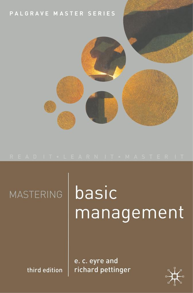 Mastering Basic Management als Buch (kartoniert)