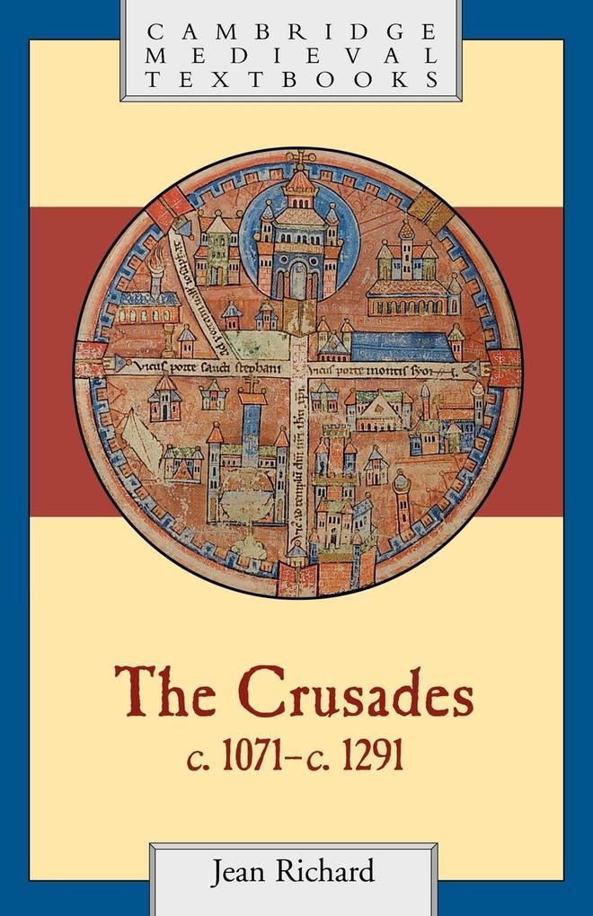 The Crusades, C.1071 C.1291 als Buch (kartoniert)