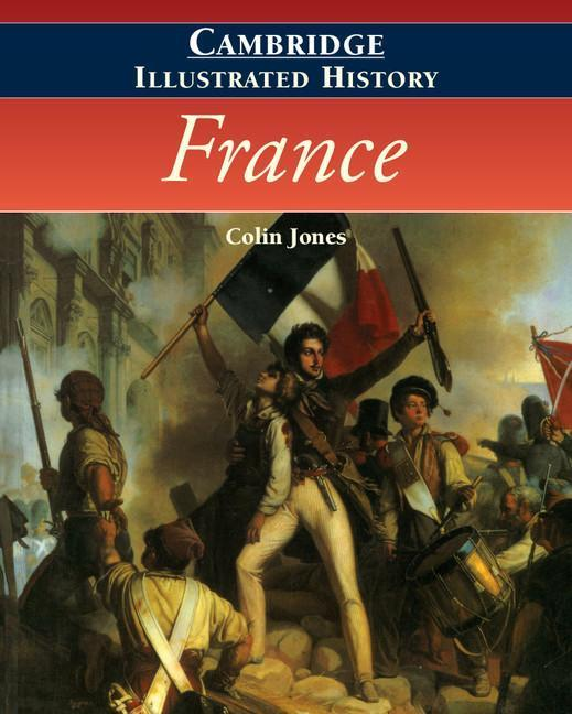 The Cambridge Illustrated History of France als Buch (kartoniert)
