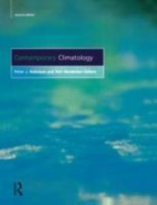 Contemporary Climatology als Buch (kartoniert)