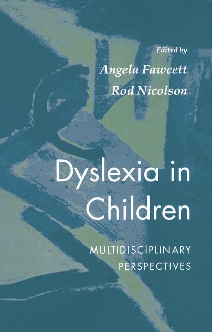 Dyslexia In Children als Buch (kartoniert)