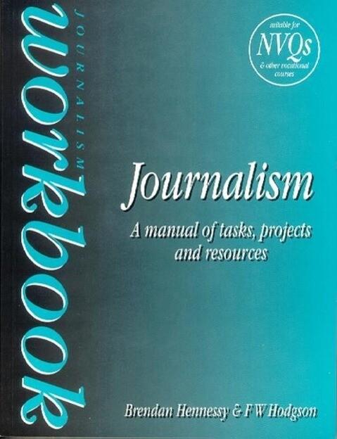Journalism Workbook als Buch (kartoniert)