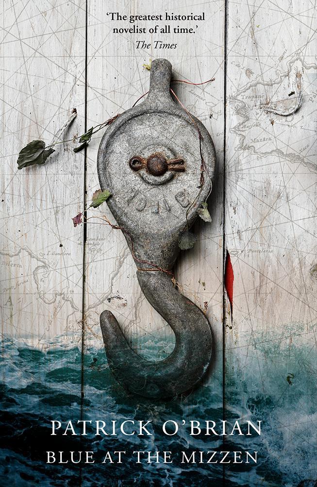 Blue at the Mizzen als Taschenbuch