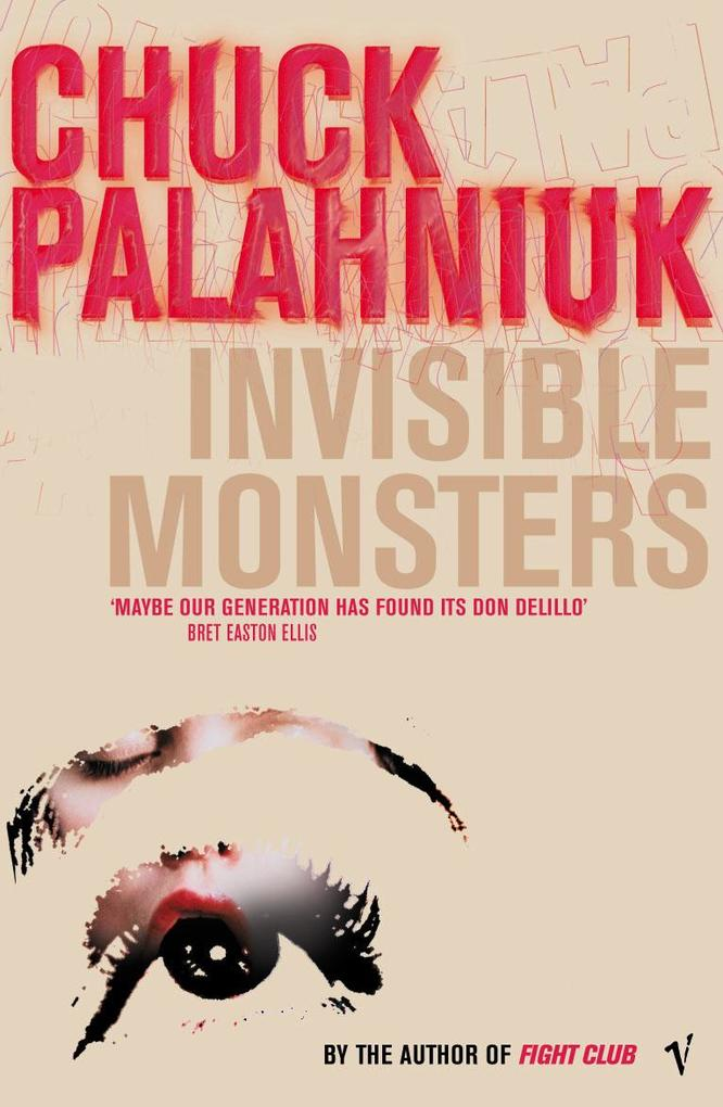 Invisible Monsters als Taschenbuch