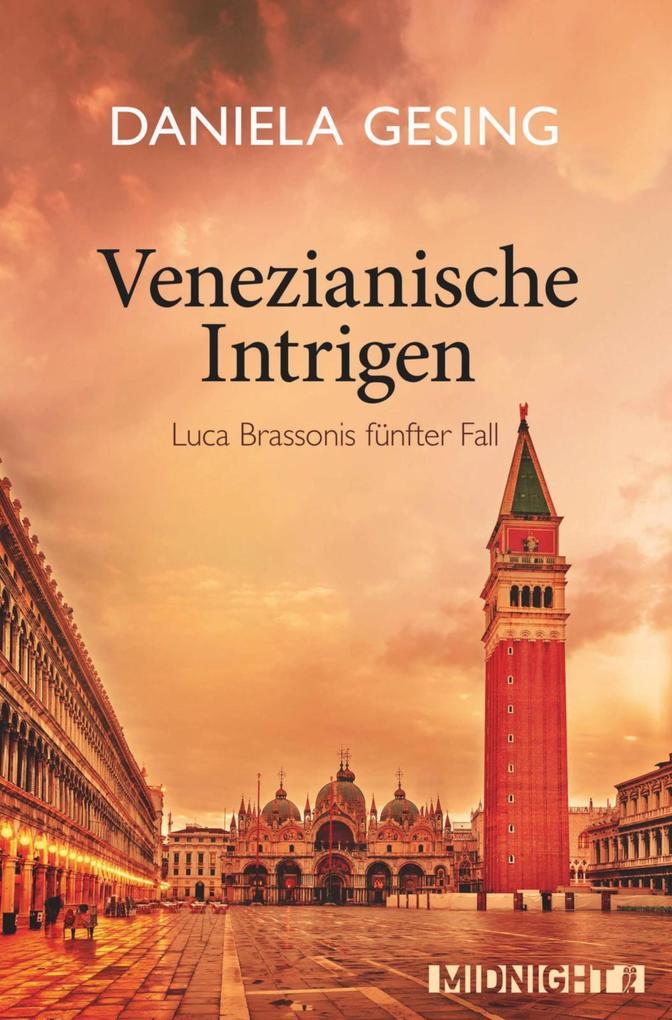 Venezianische Intrigen als eBook