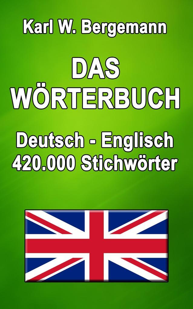 Das Wörterbuch Deutsch-Englisch als eBook