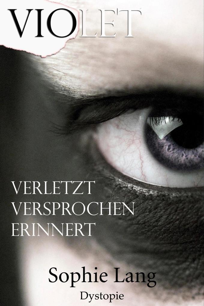 Violet - Verletzt / Versprochen / Erinnert - Buch 1-3 als eBook