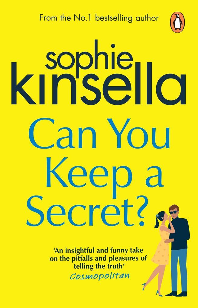 Can You Keep a Secret? als Buch (gebunden)