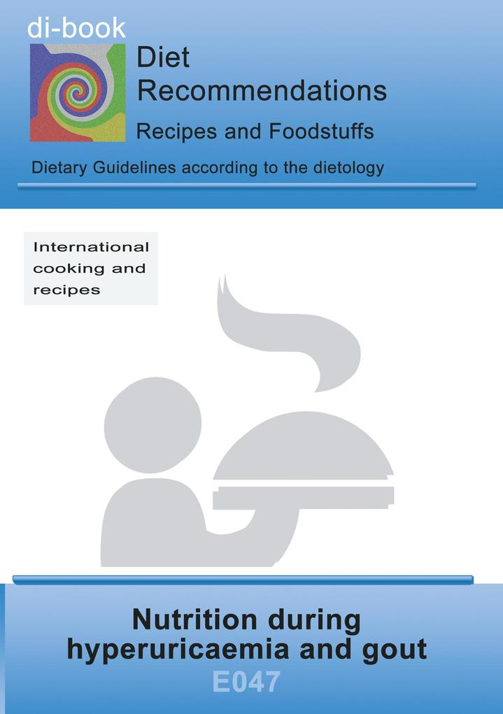 Nutrition during hyperuricaemia and gout als eBook