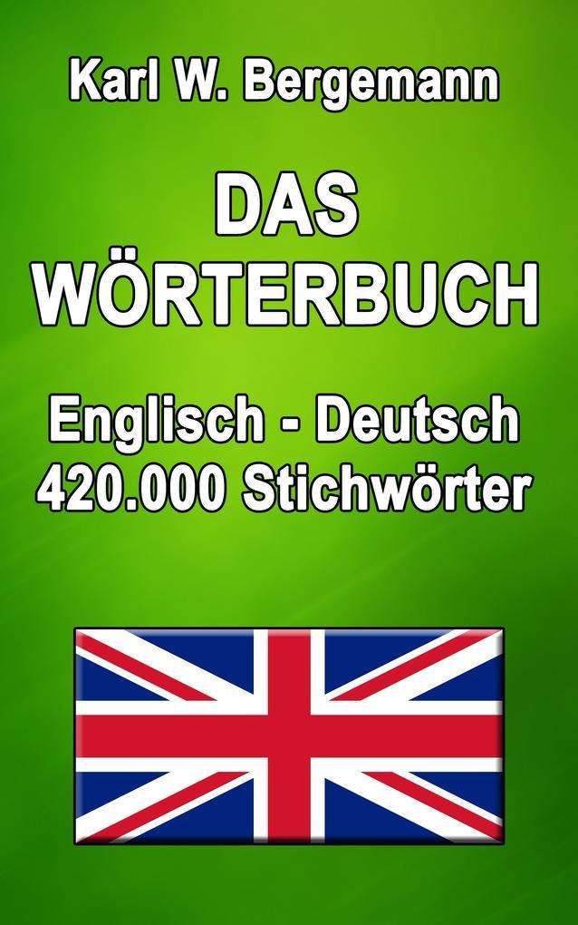 Das Wörterbuch Englisch-Deutsch als eBook