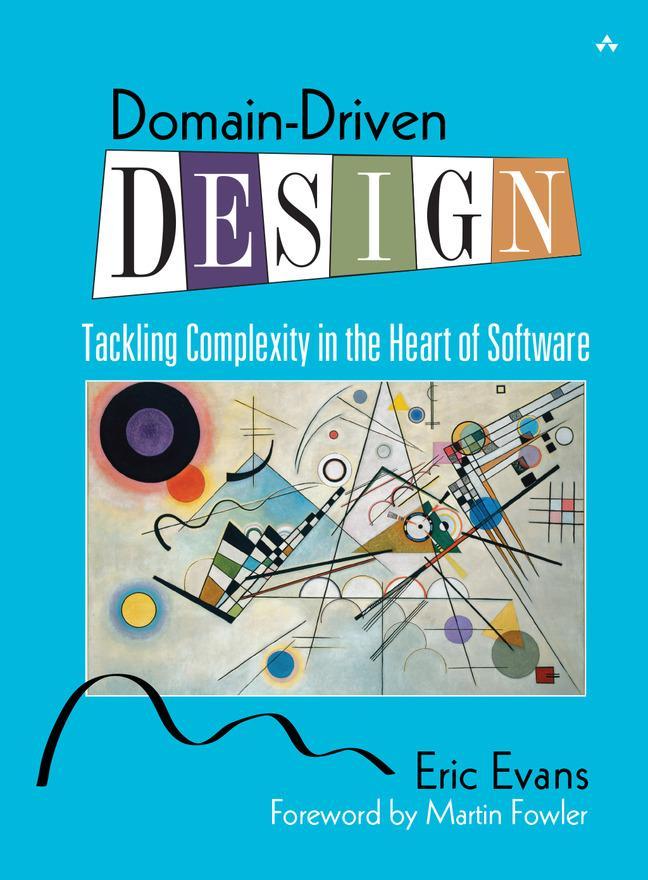 Domain-Driven Design als Buch von Eric J. Evans