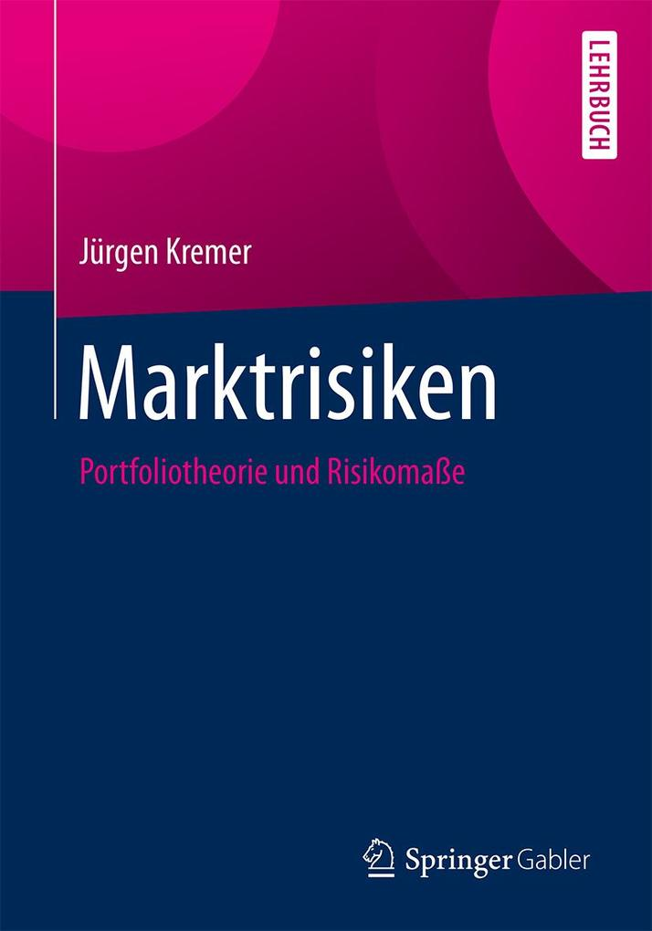 Marktrisiken als eBook
