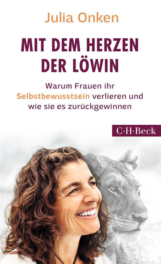 Mit dem Herzen der Löwin als Buch