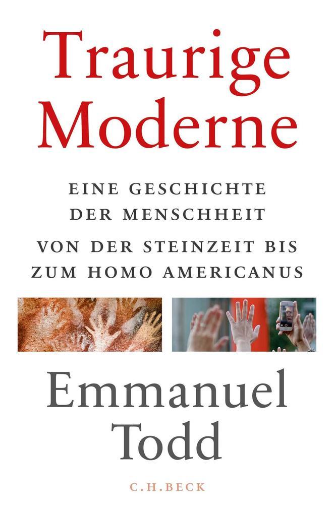 Traurige Moderne als Buch