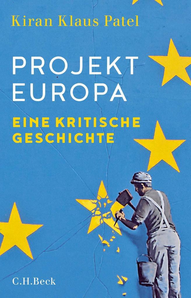 Projekt Europa als Buch