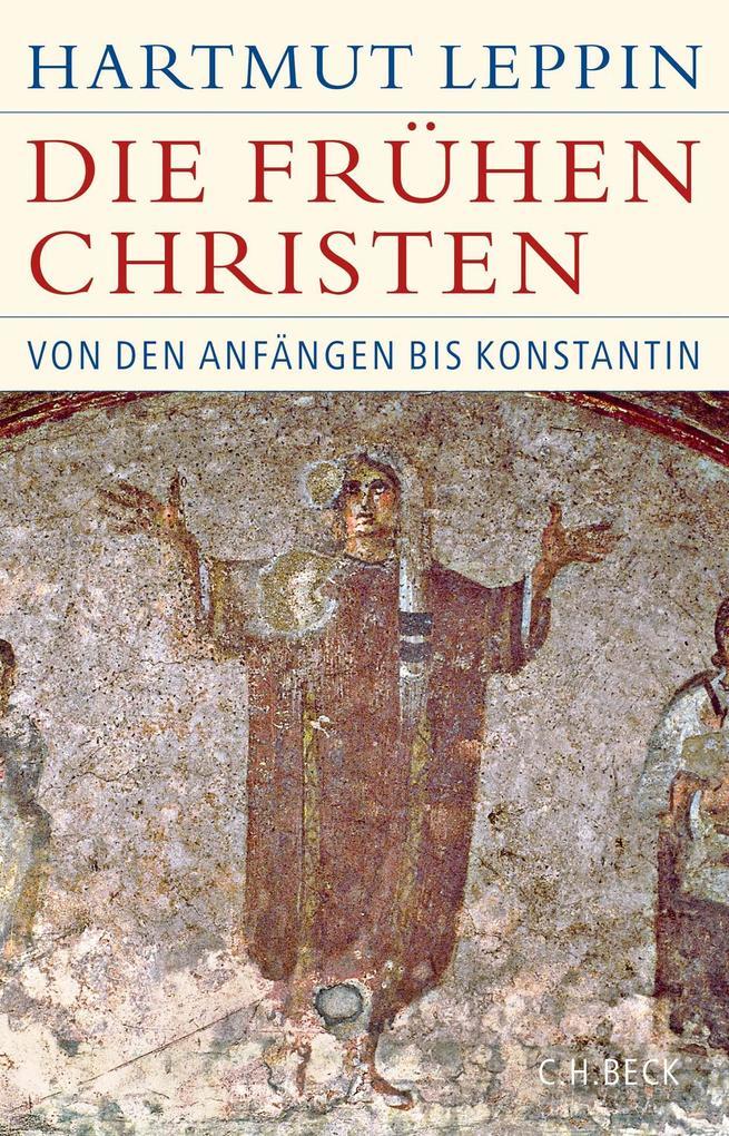 Die frühen Christen als Buch