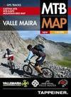 Moutainbike-Karte Valle Maira 1 : 35 000