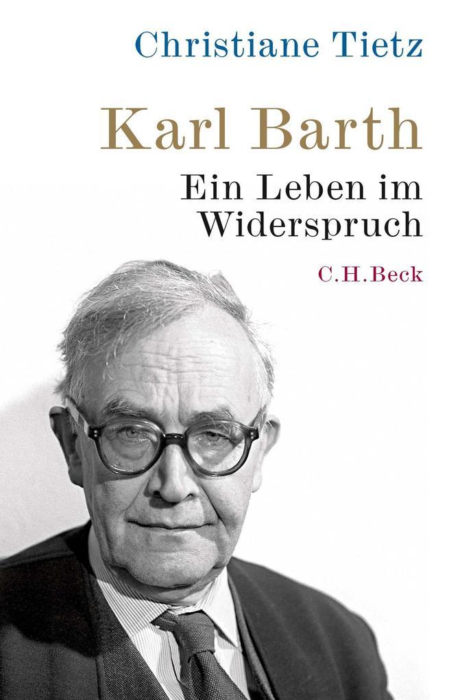 Karl Barth als Buch