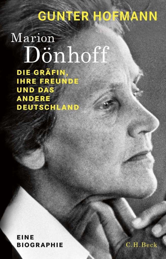 Marion Dönhoff als Buch