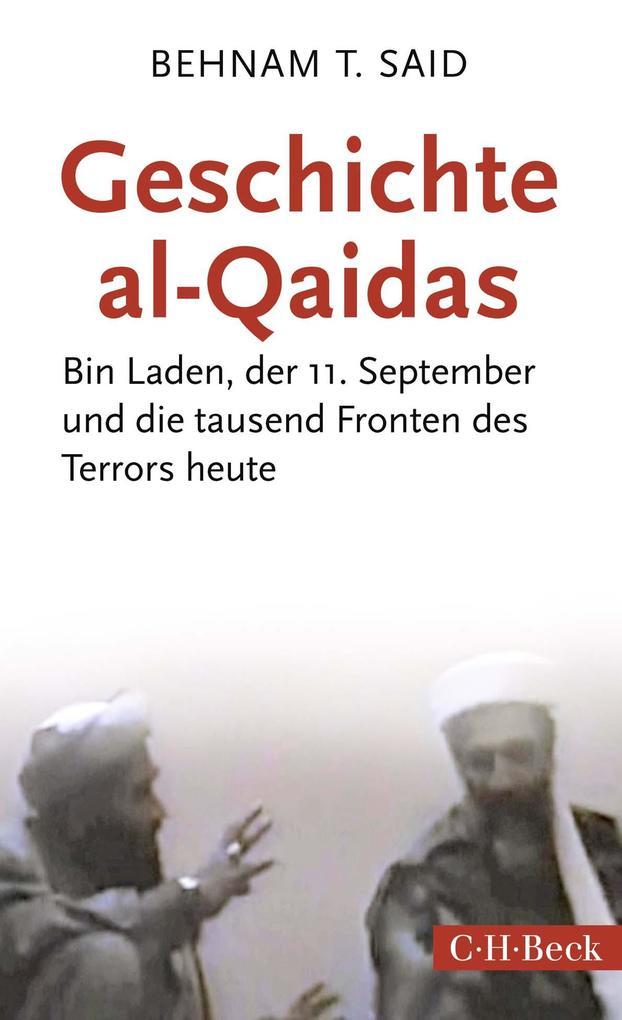 Geschichte al-Qaidas als Buch