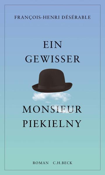 Ein gewisser Monsieur Piekielny als Buch