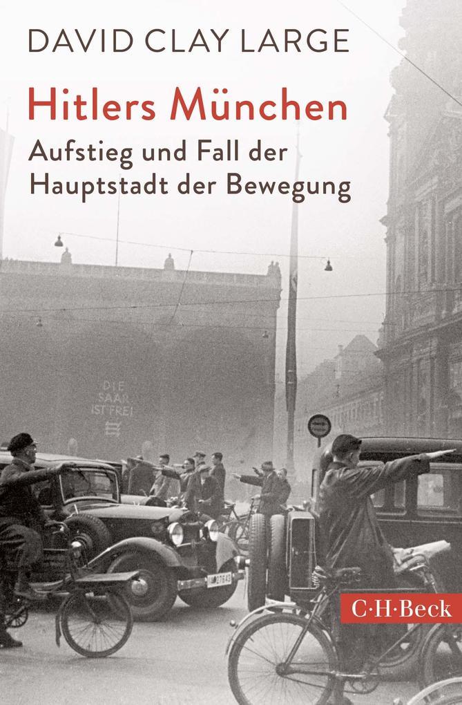 Hitlers München als Taschenbuch