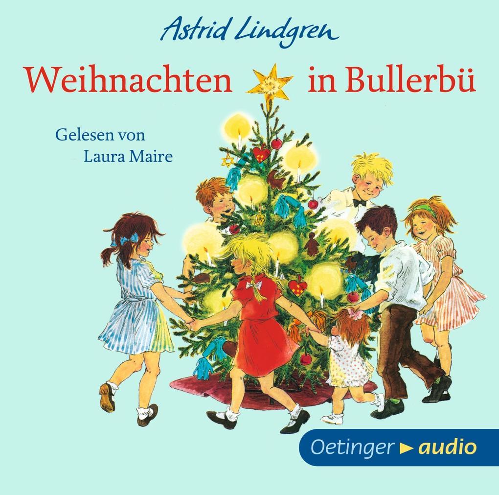Weihnachten in Bullerbü als Hörbuch