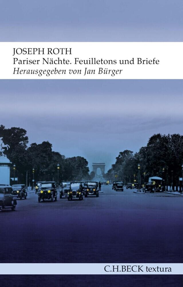 Pariser Nächte als Buch