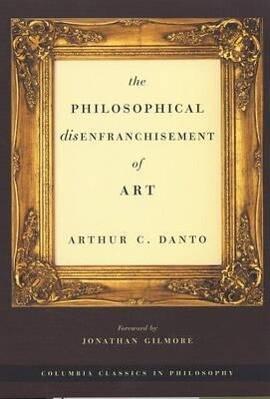 The Philosophical Disenfranchisement of Art als Buch